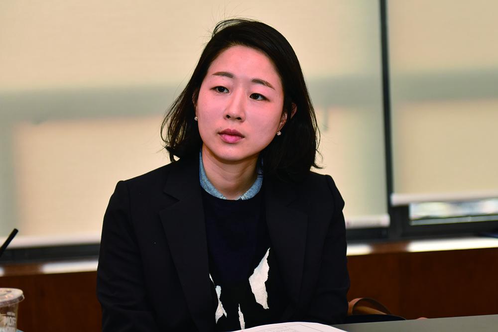 윤지연 ≪워커스≫ 편집장