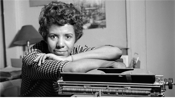 로레인 핸스베리 (Photo: David Attie/PBS) https://psmag.com/social-justice/lorraine-hansberry-the-radical